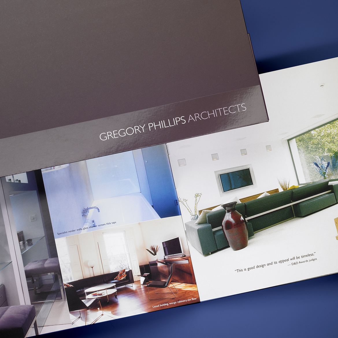 Gregory Phillips Architects Brochure